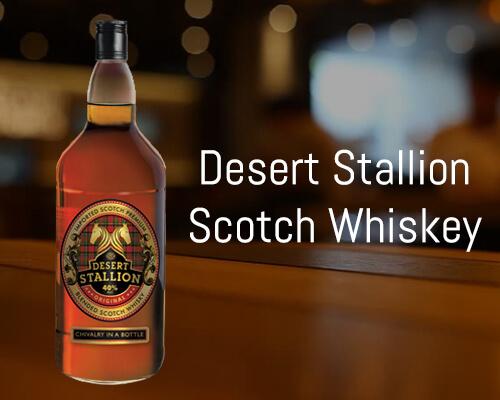 desert stallion